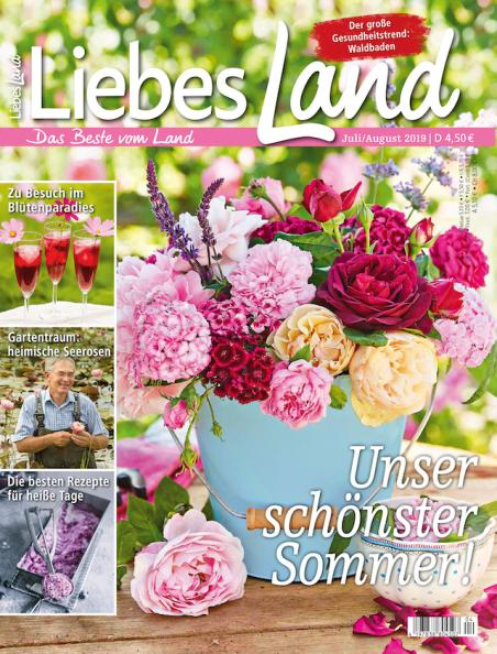 Liebes Land 2019 / 4 Cover